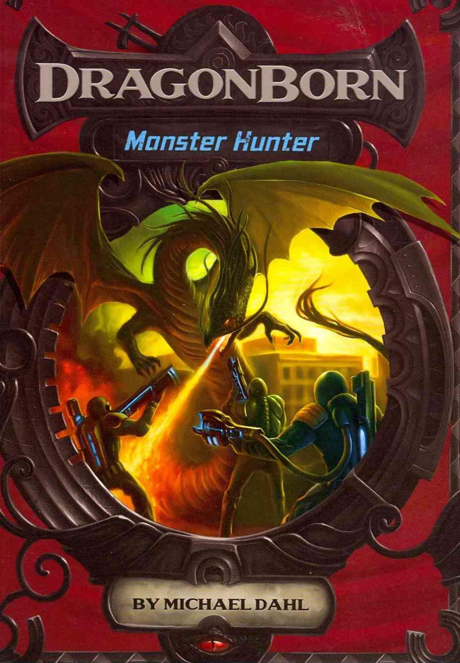 Monster Hunter By Dahl, Michael
